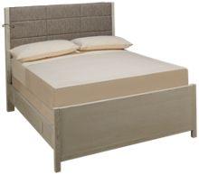Universal Modern Spirit Full Upholstered Bed
