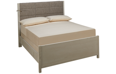 Universal Modern Spirit Full Upholstered Bed