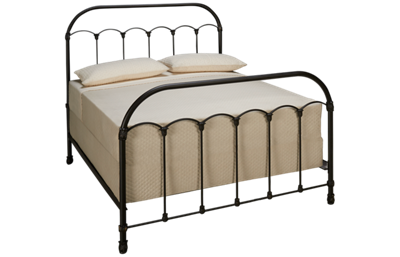 Magnolia Home Queen Colonnade Bed