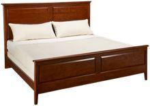 Kincaid   Cherry Park King Panel Bed