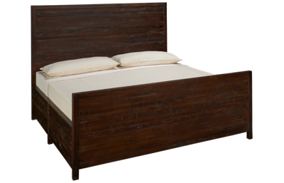 Modus Townsend King Panel Bed