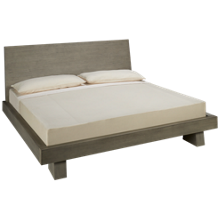 Ligna Furniture Zen King Low Profile Panel Bed