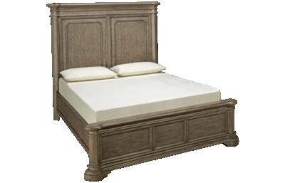 Aspen Hamilton Low Profile Queen Bed