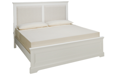 Winners Only Tamarack King Upholstered Bed