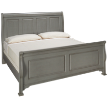 Vaughan-Bassett French Market King Sleigh Bed