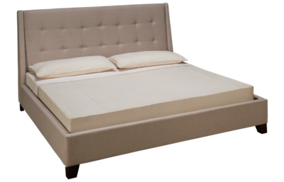 Casana Asher King Upholstered Bed