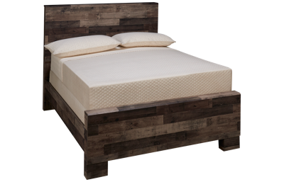 Ashley Derekson Full Panel Bed