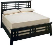 Ligna Furniture Zen Queen Grid Bed