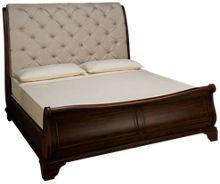 Klaussner Home Furnishings Trisha Yearwood Home Dottie King Sleigh Bed
