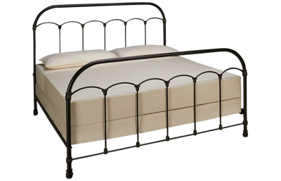 Magnolia Home King Colonnade Bed
