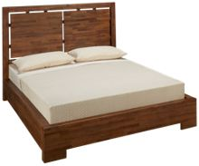 Cresent Fine Furniture Waverly Queen Platform Bed