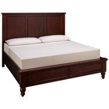 Aspen Cambridge King Low Profile Bed