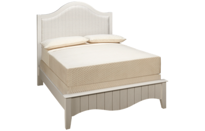 Vaughan-Bassett Casual Retreat Full Upholstered Bed