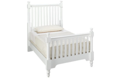 Vaughan-Bassett  Cottage Twin Slat Bed