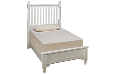 Vaughan-Bassett Twin Low Profile Slat Bed