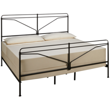 Magnolia Home King Laverty Bed