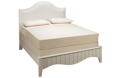 Vaughan-Bassett Casual Retreat Queen Upholstered Bed