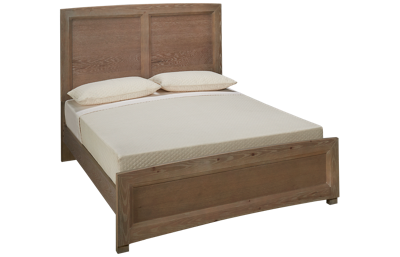 Vaughan-Bassett  Transition Queen Panel Bed