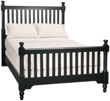 Vaughan-Bassett  Cottage Full Slat Bed