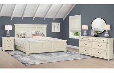 Brookfield 3 Piece King Bedroom Set Includes: King