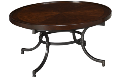 Hammary Barrow Cocktail Table