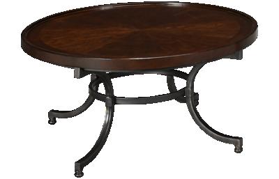 Hammary Barrow Cocktail Table
