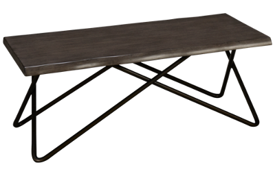 Flexsteel Shadow Rectangular Cocktail Table