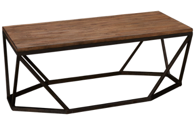 Flexsteel Spectrum Rectangle Cocktail Table