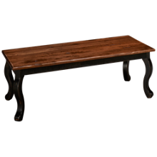 Canadel Quebec Rectangular Cocktail Table