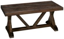 Canadel Ontario Rectangular Cocktail Table