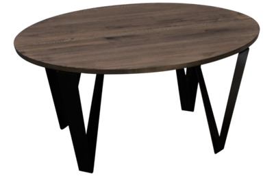 Saloom Ace Round Cocktail Table