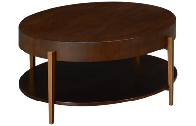 Riverside Dekker Round Cocktail Table