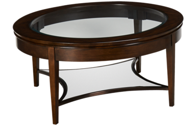 Kincaid Elise Round Cocktail Table