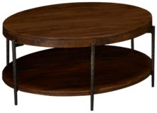 Hekman Bedford Park Round Cocktail Table