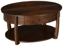 Hammary Concierge Round Lift Top Cocktail Table