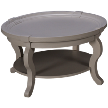 Jofran Chateau Round Cocktail Table