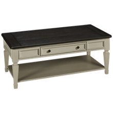 Liberty Furniture Allyson Park Rectangle Cocktail Table