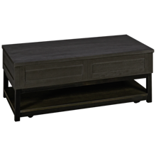 Ashley Caitbrook Lift-Top Rectangular Cocktail Table