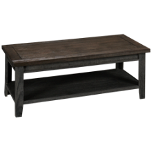 Aspen Eastport Cocktail Table Rectangle