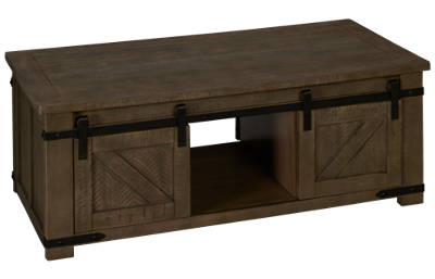 Ashley Aldwin Cocktail Table Rectangle