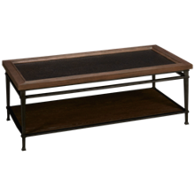 Hammary Austin Rectangle Cocktail Table