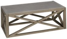 Universal Coastal Living Boardwalk Cocktail Table