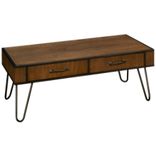 Bassett Mirror Jackson Rectangle Cocktail Table