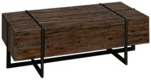 Hammary Modern Timber Rectangle Cocktail Table