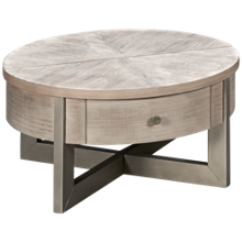 Ashley Urlander Lift-Top Round Cocktail Table