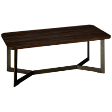 Hammary Benton Rectangle Cocktail Table