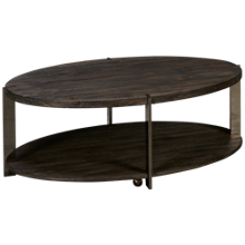 Liberty Furniture Paxton Oval Cocktail Table