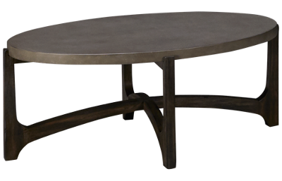 Liberty Furniture Cascade Oval Cocktail Table