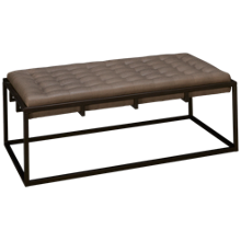 United Upholstered Cocktail Table