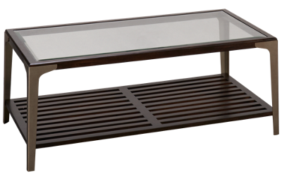 Hammary Tranquil Rectangular Cocktail Table